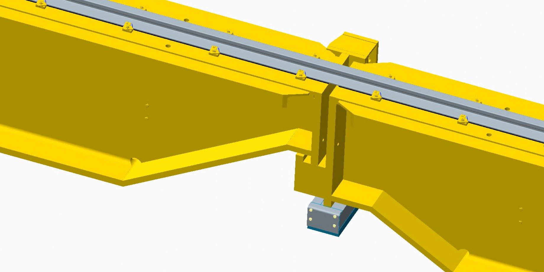 Cranes_Crane services_Two expansion joints were redesigned_TCS_Timmers