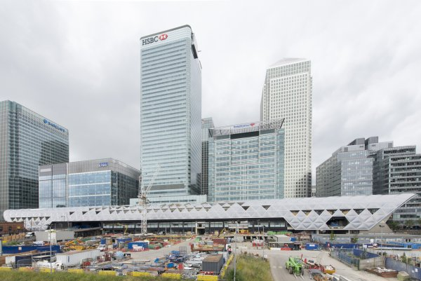 Steelworks_Architectural projects_Specific expertice_Canary Wharf